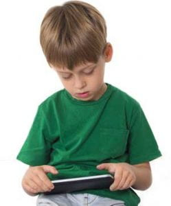 child views tablet