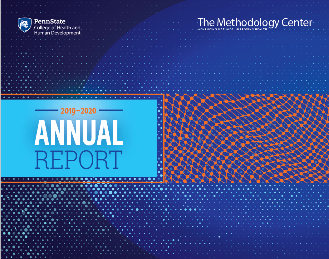 Cover of 2019-2020 Annual Report